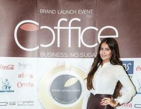 Adela Fabian, Marketing Manager Coffice