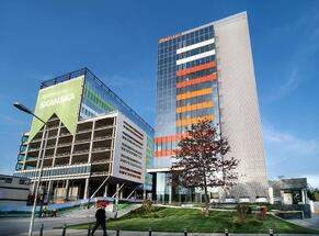 Skanska starts works at two office projects on plots bought last year in Romania