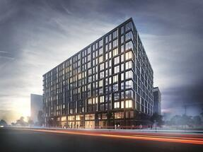 Forte Partners starts construction works for The Bridge office building in Bucharest