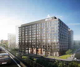 Forte Partners starts The Bridge office project in Bucharest