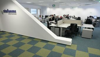 Stefanini opened a support center in Targu Mures on 300 sqm in Multinvest Business Center I