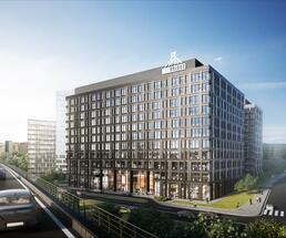 Forte Partners appoints Bog'Art as general contractor for the first phase of The Bridge office project