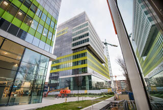 Unica Sport from the Republic of Moldova, first tenant of C building Skanska's Green Court Bucharest