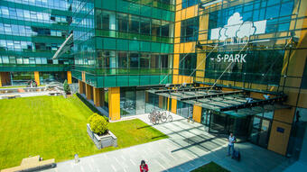 Mars Romania rents offices in S-Park building, developed by Immofinanz