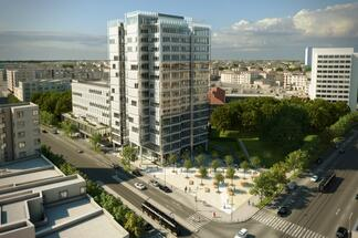 S IMMO AG starts construction of THE MARK office project in Bucharest