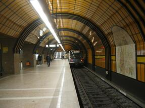 The subway will have a new station near the southern Ring Road of Bucharest