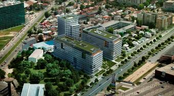 AFI Europe starts the construction of AFI Tech Park office project in Bucharest