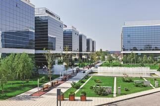 Societe Generale European Business Services reaches 17,000 square meters in the West Gate office park