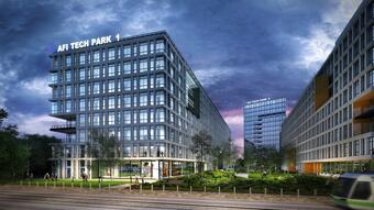 AFI Europe Romania secures first tenant for AFI Tech Park business campus