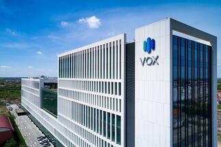 Vox Technology Park, certified as the greenest real estate project in Romania by BREEAM