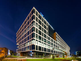 AFI Tech Park 1 office building reaches an occupancy rate of 80%