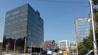 The modern office stock in Cluj Napoca reached 300,000 sqm