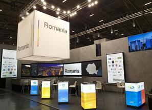 Romania for the eighth time at the EXPO REAL Munich