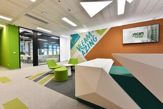 Veeam Software to lease 2,300 sqm offices in Business Garden Bucharest
