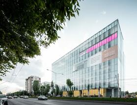 THE LIGHT ONE: The latest project in Central-Western Bucharest