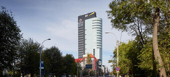 Tradeshift moved its Romanian headquarters in Tower Center office building in Bucharest
