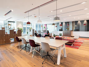 Regus has expanded its presence in Bucharest with a new center in Sun Plaza