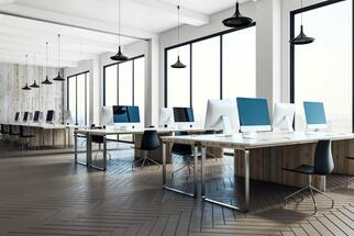 The health and well-being of occupants in office buildings