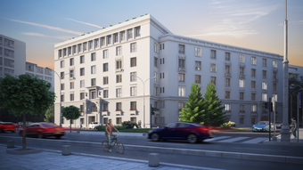 H Victoriei 109, a project for a new Bucharest