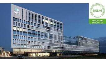 Kromberg & Schubert leased 2,000 sq.m. office space in Vox Technology Park
