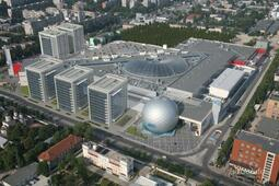 AFI Europe plans to fully sell AFI Park office complex in Bucharest