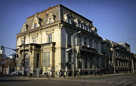 Atenor Group Bought Historical Villa and Land for New Dacia 1 Office Development in Downtown Bucharest