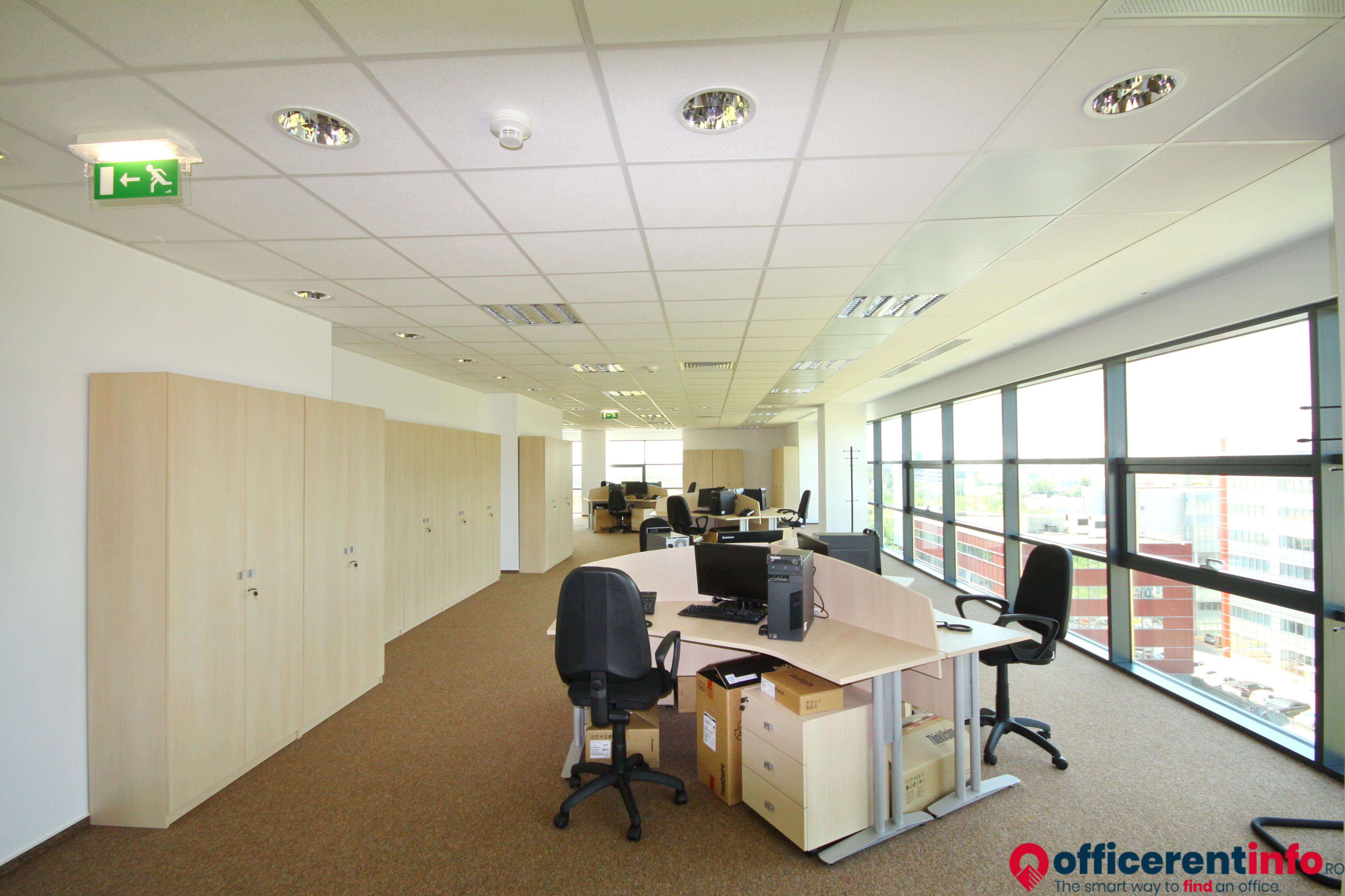 Office for rent in Integral Business Center 077190 Bucharest, Bd ...
