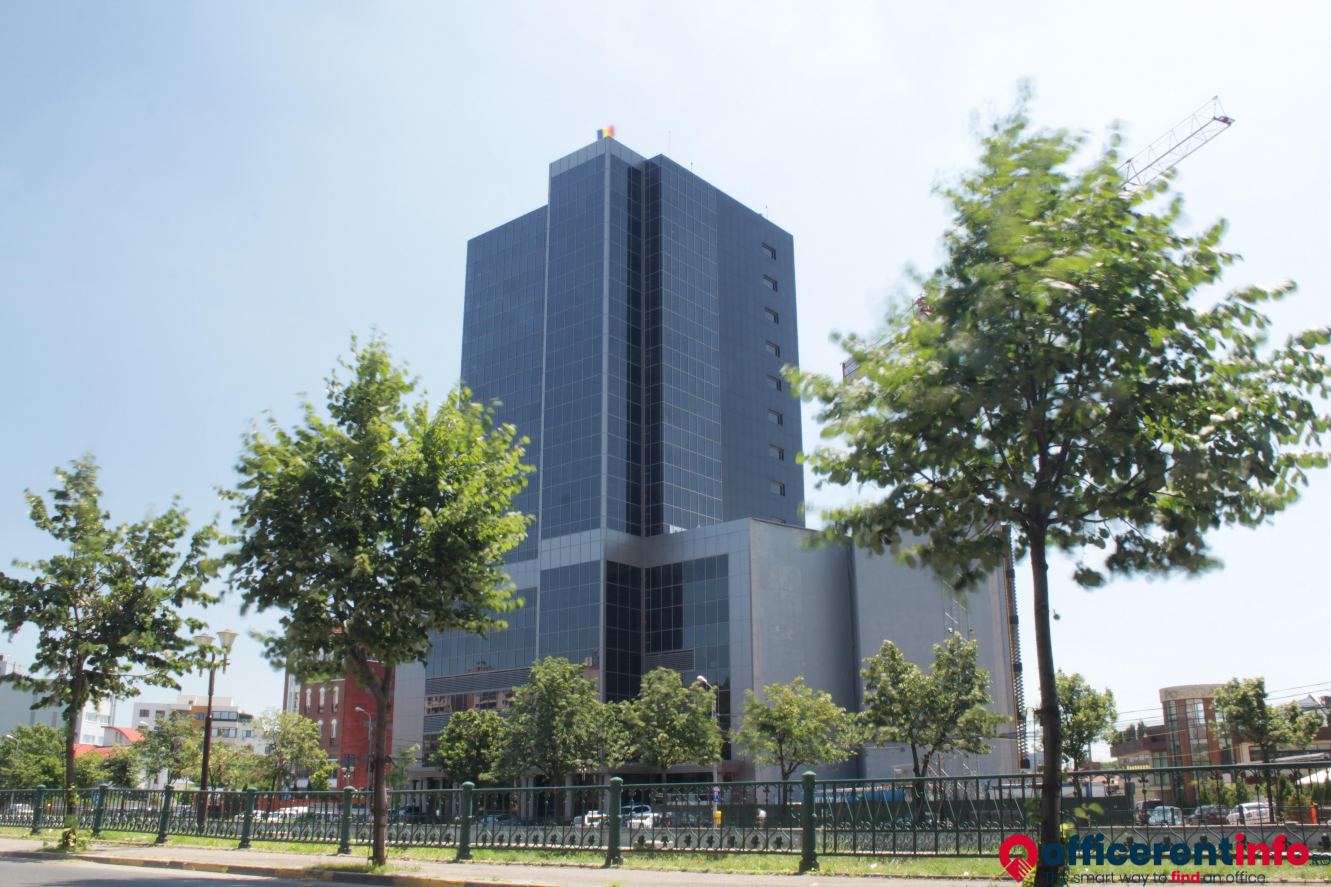 Office For Rent In Riverside Tower 060204 Bucharest Splaiul