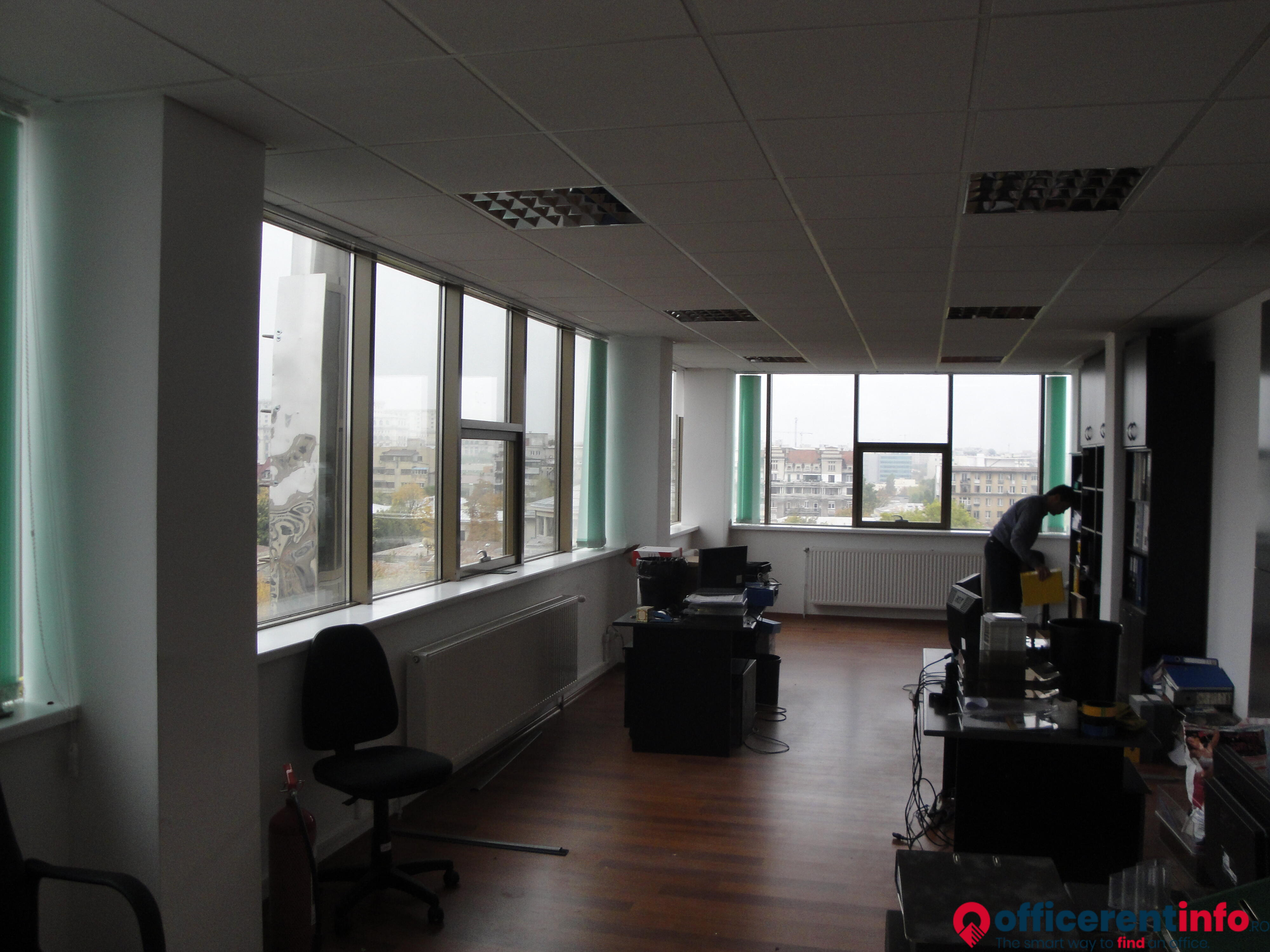 Office For Rent In Generali Calea Plevnei 53 10223 Bucharest