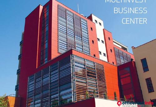 Offices to let in Multinvest Business Center