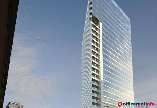 Offices to let in Bucharest One (Globalworth Tower)