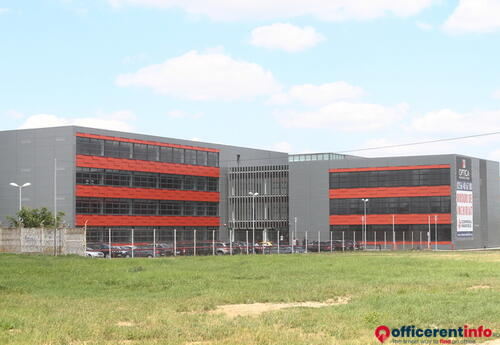 Offices to let in Optica Business Building A
