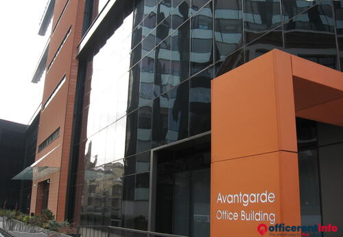 Offices to let in Avantgarde Office Building