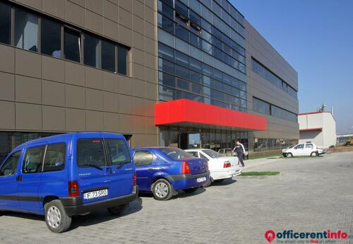 Offices to let in Key Logistic Center