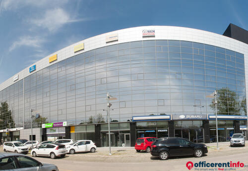 Offices to let in Helios Business Center, Pallady