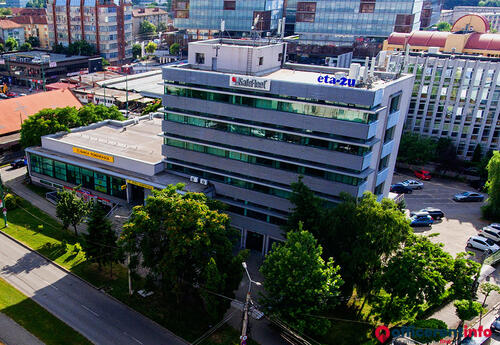 Offices to let in Hub 700 Timisoara