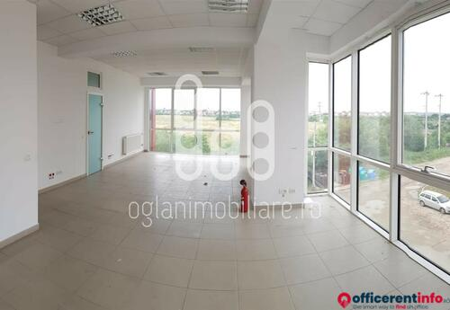 Offices to let in Spatiu birou/comercial 130 mp utili, Strand